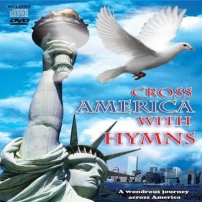 Crossing America with Hymns CD  -     By: David & The High Spirit