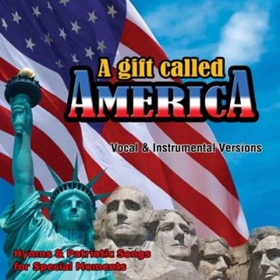 A Gift Called America CD  -     By: David & The High Spirit
