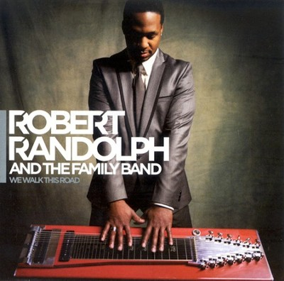 We Walk This Road CD   -     By: Robert Randolph, The Family Band