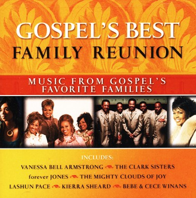 Gospel's Best Family Reunion CD  -
