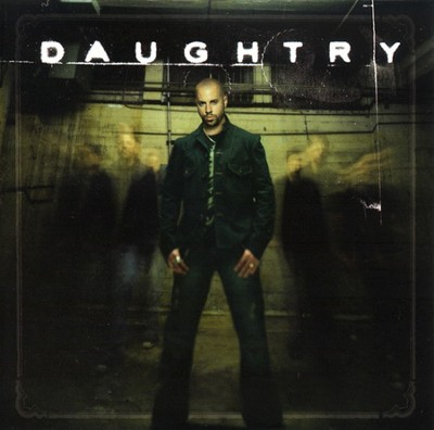 Daughtry CD   -     By: Daughtry