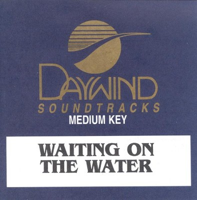 Waiting on the Water, Accompaniment CD   -     By: The Cumberland Quartet