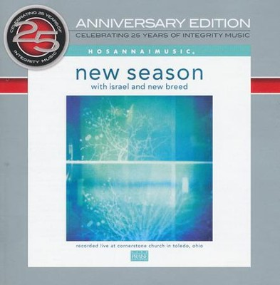 New Season CD  -     By: Israel & New Breed