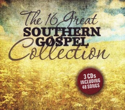 16 Great Southern Gospel Box Set   -     By: Various Artists