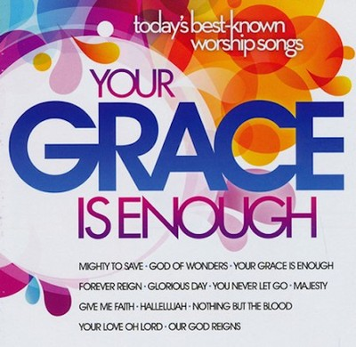 Your Grace Is Enough  CD  -     By: Various Artists