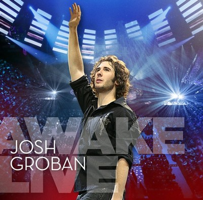 Awake Live CD/DVD   -     By: Josh Groban