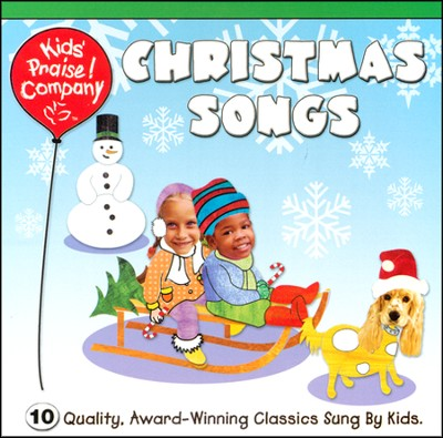 Kids' Praise! Christmas Songs   -     By: Kids Praise! Company