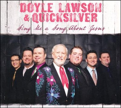Be Not Afraid  [Music Download] -     By: Doyle Lawson & Quicksilver