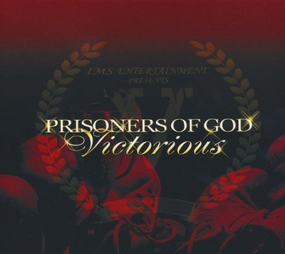 Victorious CD   -     By: Prisoners of God