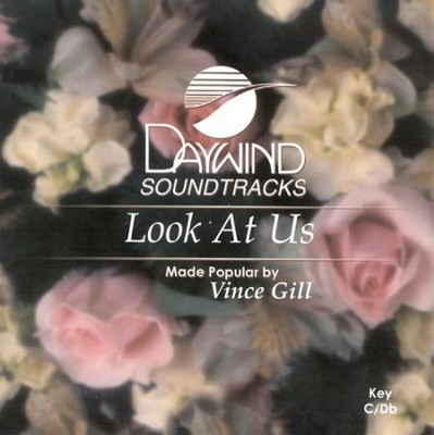 Look At Us, Accompaniment CD   -     By: Vince Gill