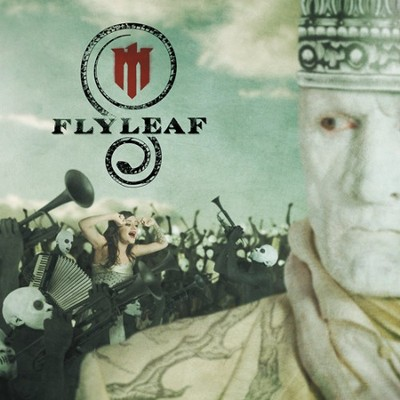 Memento Mori CD   -     By: Flyleaf