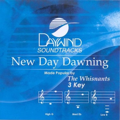 New Day Dawning, Accompaniment CD   -     By: The Whisnants