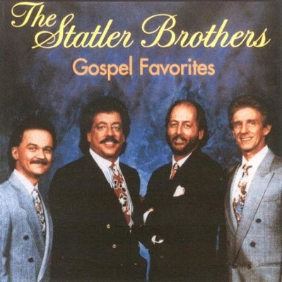 Gospel Favorites CD   -     By: The Statler Brothers