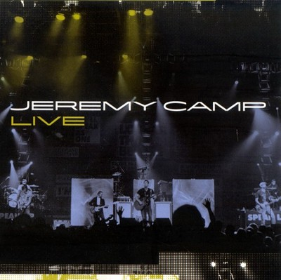 Jeremy Camp Live CD   -     By: Jeremy Camp