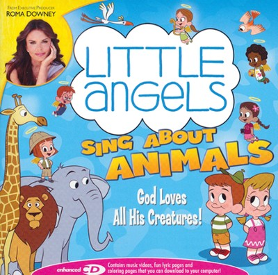 Little Angels Sing About Animals   -