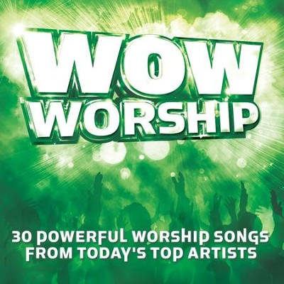 WOW Worship (Lime) Standard Version   -     By: Various Artists