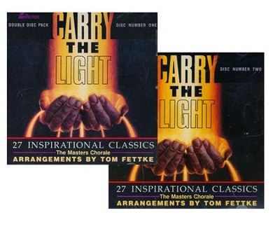 Carry The Light, Double Stereo CD  -     By: Tom Fettke