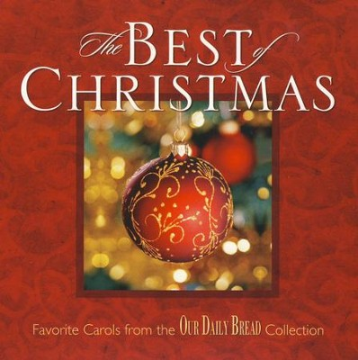 The Best of Christmas CD Disc 1   -