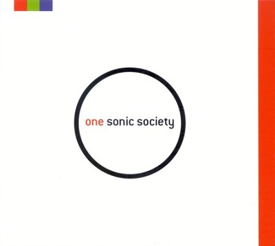 One EP CD   -     By: one sonic society