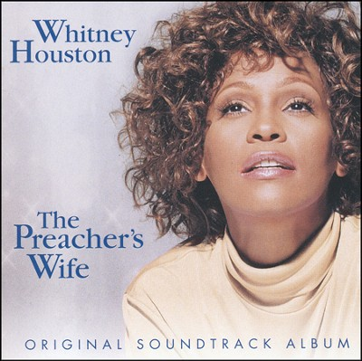 The Preacher's Wife, CD   -     By: Whitney Houston