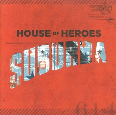 Suburba CD   -     By: House of Heroes