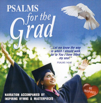 Psalms for the Grad Volume 2 CD  -     By: David & The High Spirit