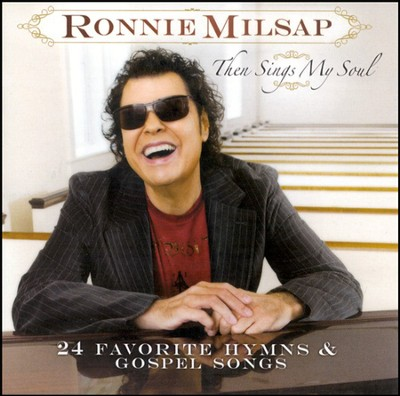 Then Sings My Soul: 24 Favorite Hymns & Gospel Songs CD   -     By: Ronnie Milsap