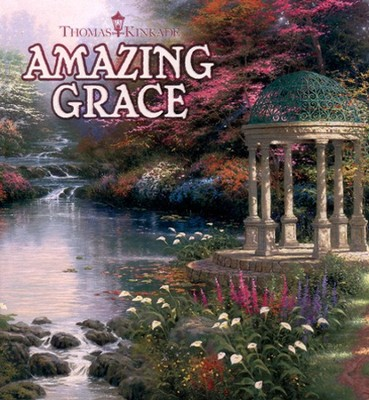 Thomas Kinkade Amazing Grace   -