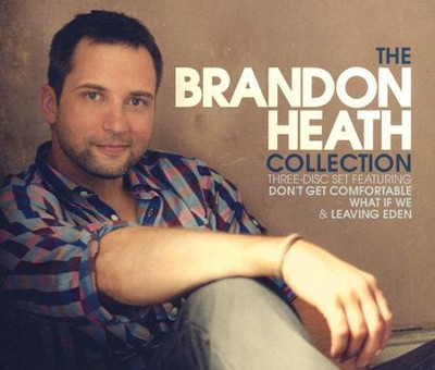 The Brandon Heath Collection   -     By: Brandon Heath