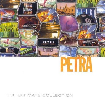 The Ultimate Collection: Petra CD  -     By: Petra