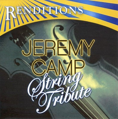 String Tribute: Jeremy Camp CD   -