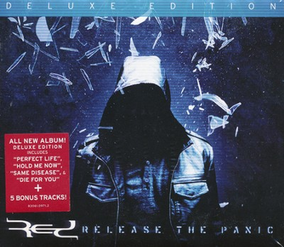 Release the Panic (Deluxe Edition)   -     By: Red