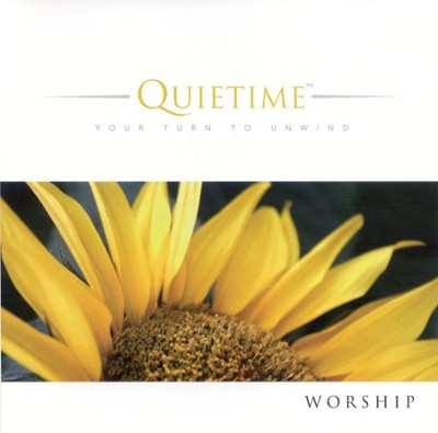 Quietime Worship CD   -
