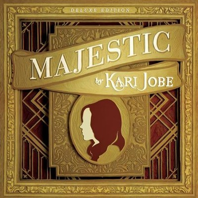 Majestic (Deluxe Live CD/DVD)   -     By: Kari Jobe