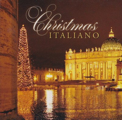 Christmas Italiano   -     By: Jack Jezzro