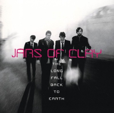 The Long Fall Back To Earth CD   -     By: Jars of Clay