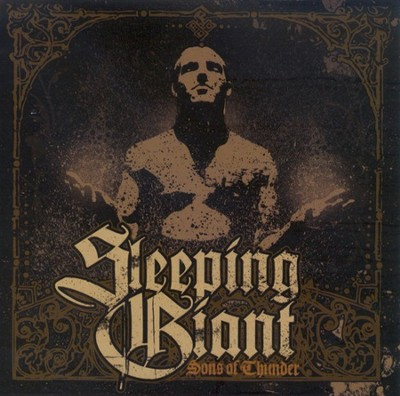 Sons Of Thunder CD   -     By: Sleeping Giant