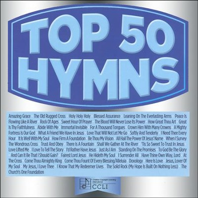 Top 50 Hymns--3 CDs   -     By: Maranatha! Vocal Band