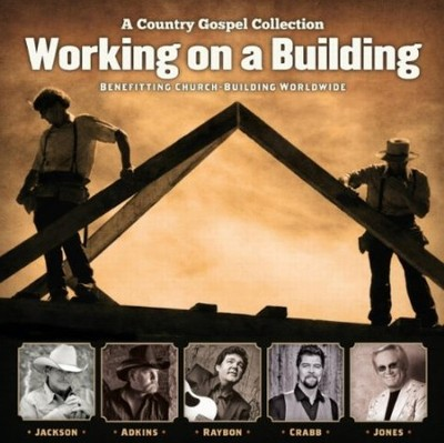 Working On A Building, CD   -
