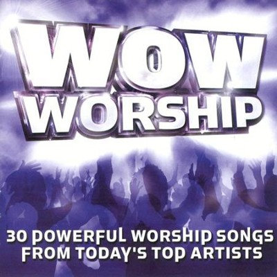 WOW Worship (Purple) 2 CDs   -     By: Various Artists