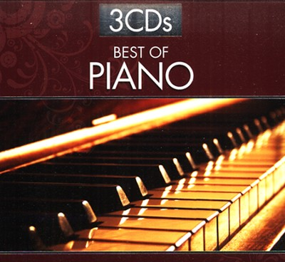 Best of Piano (3 CD Set)   -