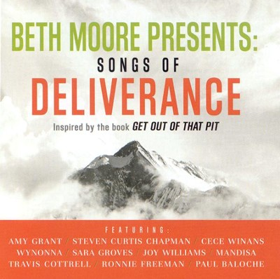 Beth Moore Presents: Songs of Deliverance CD   -     By: Various Artists