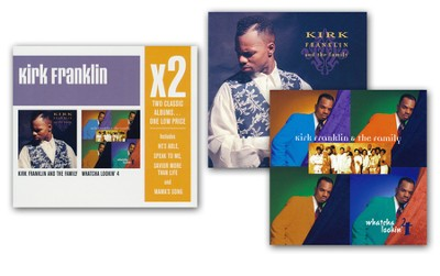 Kirk Franklin and the Family/Whatcha Lookin' At   -     By: Kirk Franklin