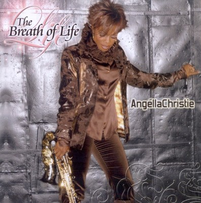 The Breath of Life CD   -     By: Angella Christie