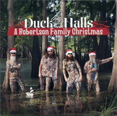 Duck the Halls: A Robertson Family Christmas   -     By: Duck Dynasty