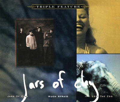 Jars of Clay/Much Afraid/If I Left The Zoo, 3 CDs   -     By: Jars of Clay