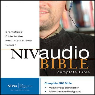 NIV Dramatized Audio Bible: Multi-voice Edition - Unabridged Audiobook  [Download] -