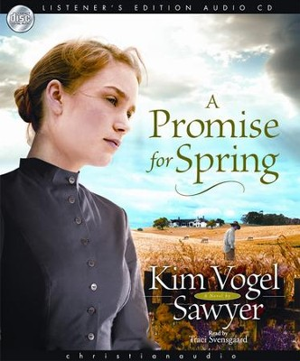 A Promise for Spring - Abridged Audiobook  [Download] -     By: Kim Vogel Sawyer