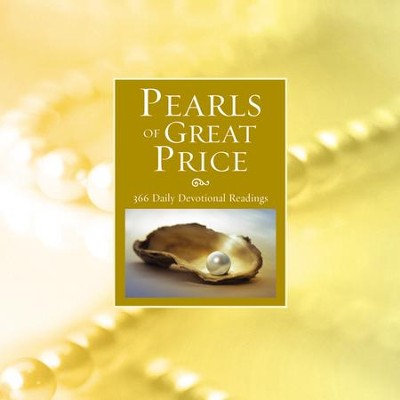 Pearls of Great Price: 366 Daily Devotional Readings - Unabridged Audiobook  [Download] -     By: Joni Eareckson Tada