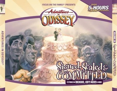 Adventures in Odyssey® 374: For Whom the Wedding Bells Toll, Part 3 of 3  [Download] -